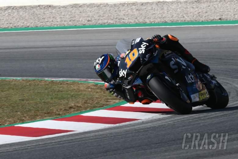 Luca Marini , Catalunya MotoGP. 5 June 2021