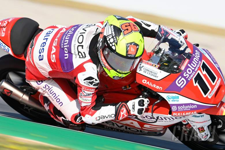 Sergio Garcia, Moto3, Catalunya MotoGP, 5 June 2021