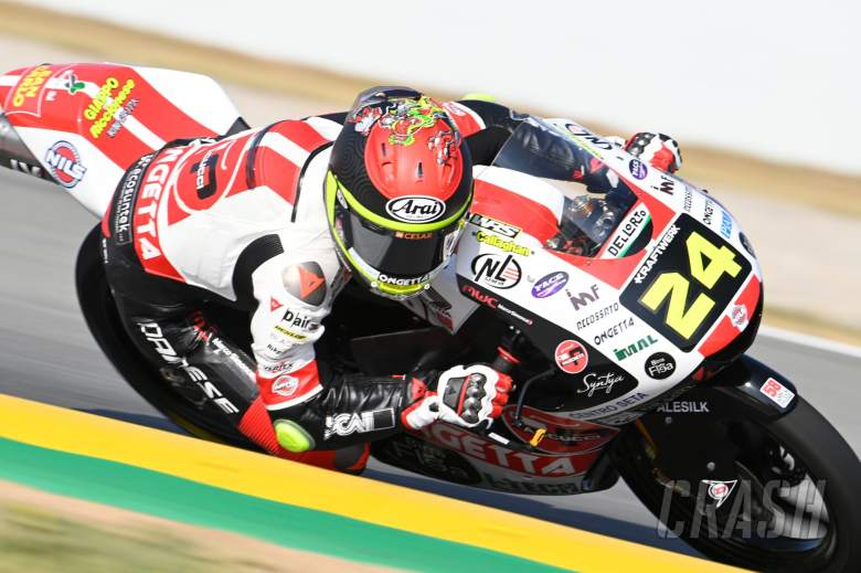 Tatsuki Suzuki, Moto3, Catalunya MotoGP, 5 June 2021