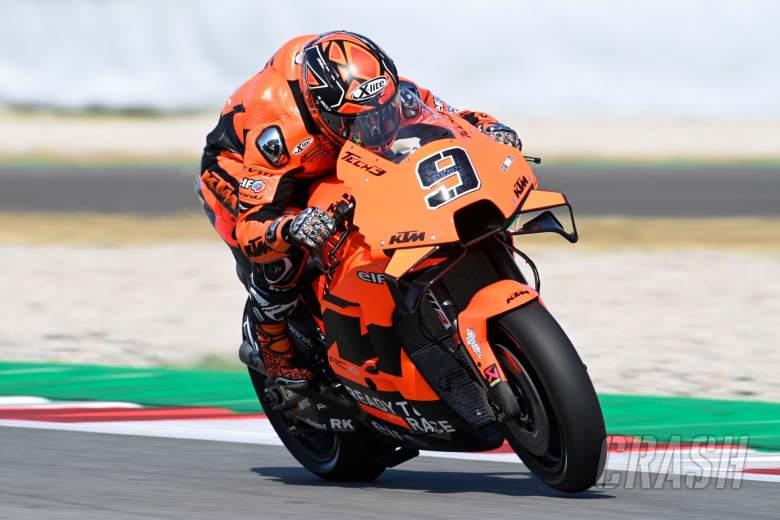 Danilo Petrucci, Catalunya MotoGP, 5 June 2021