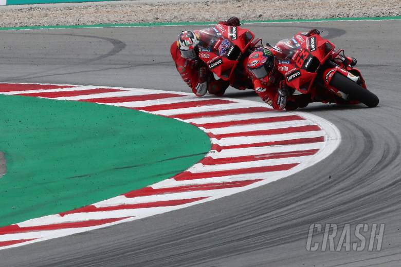 Francesco Bagnaia , Catalunya MotoGP. 5 June 2021