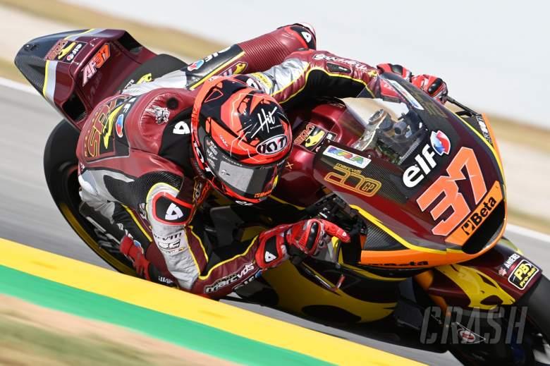 Augusto Fernandez, Moto2, Catalunya MotoGP, 5 June 2021