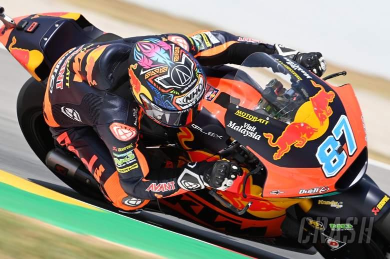 Remy Gardner, Moto2, Catalunya MotoGP, 5 June 2021