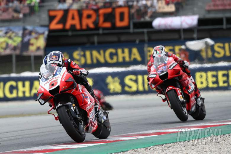 Johann Zarco, Catalunya MotoGP race, 6 June 2021