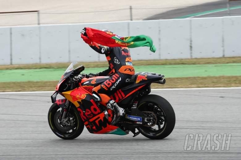Miguel Oliveira, Catalunya MotoGP race, 6 June 2021