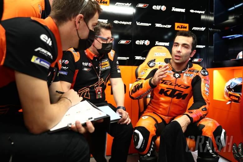 Danilo Petrucci, Catalunya MotoGP, 6 June 2021