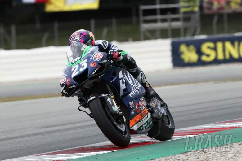 Enea Bastianini, Catalunya MotoGP race, 6 June 2021