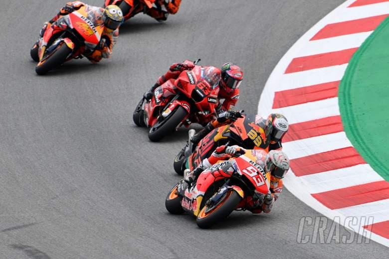 Marc Marquez, MotoGP race, Catalunya MotoGP 6 June 2021