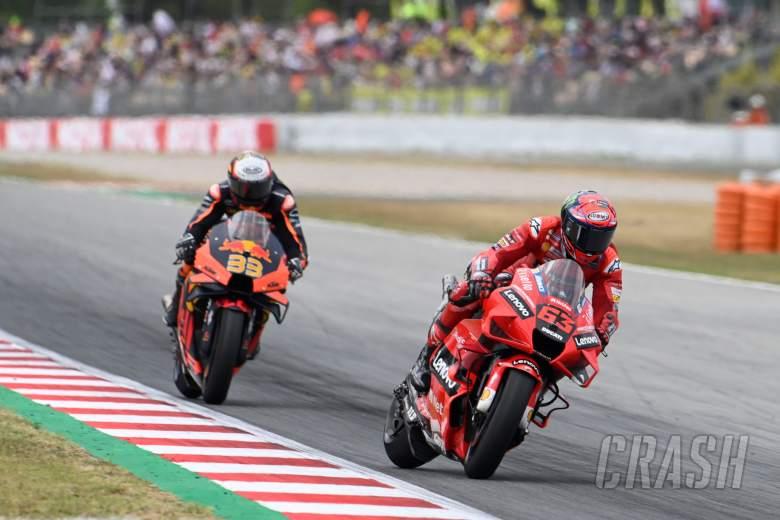 Francesco Bagnaia, MotoGP race, Catalunya MotoGP 6 June 2021