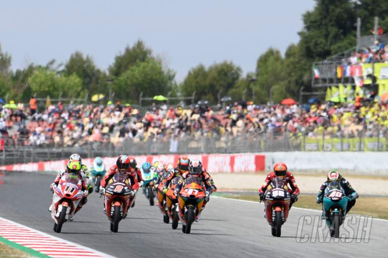Sergio Garcia, Moto3 race, Catalunya MotoGP, 6 June 2021