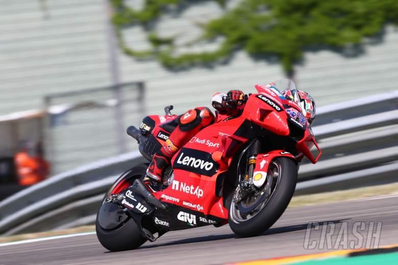 Jack Miller, German MotoGP, 18 June 2021