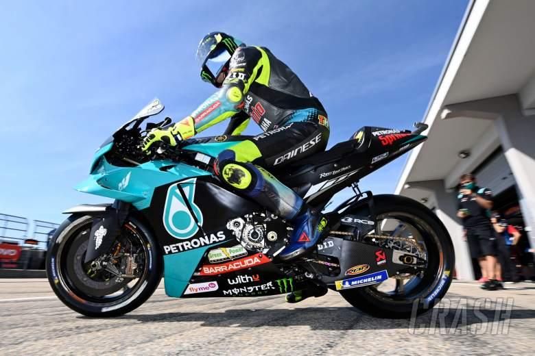 Valentino Rossi, MotoGP, German MotoGP 18 June 2021