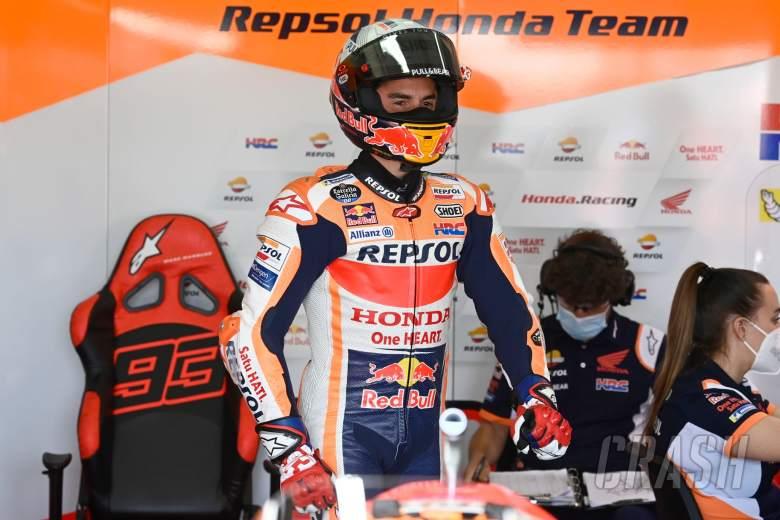 Marc Marquez, MotoGP, German MotoGP 18 June 2021