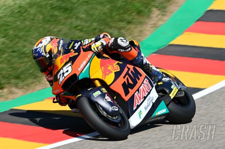 Raul Fernandez, Moto2, German MotoGP, 18 June 2021
