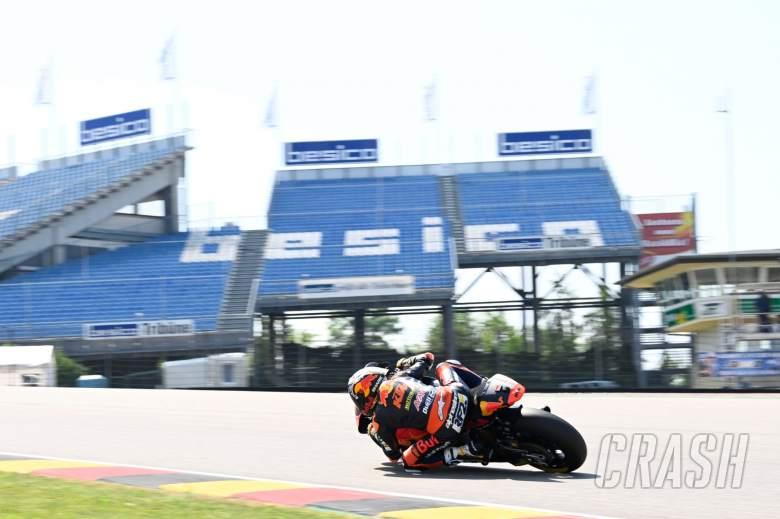 Raul Fernandez, Moto2, German MotoGP, 19 June 2021