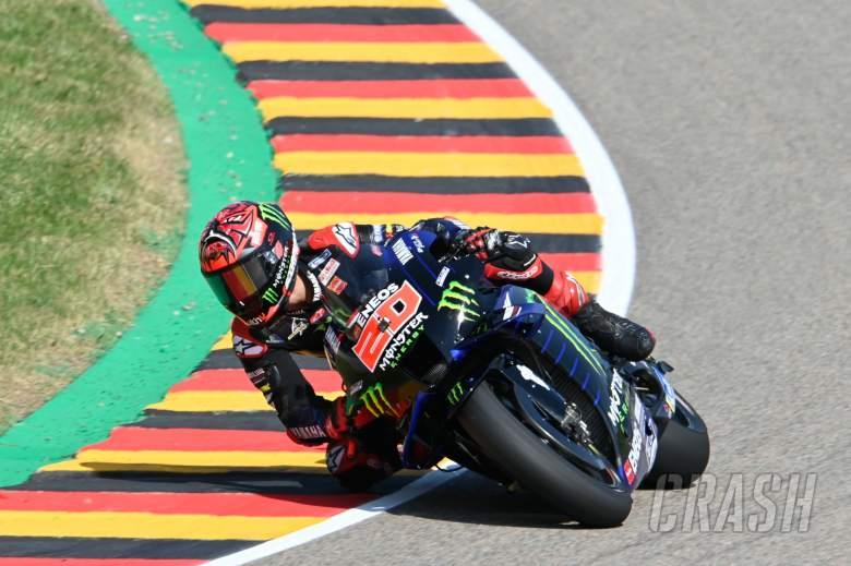 Fabio Quartararo, German MotoGP, 19 June 2021