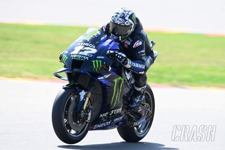 Maverick Vinales, German MotoGP, 19 June 2021