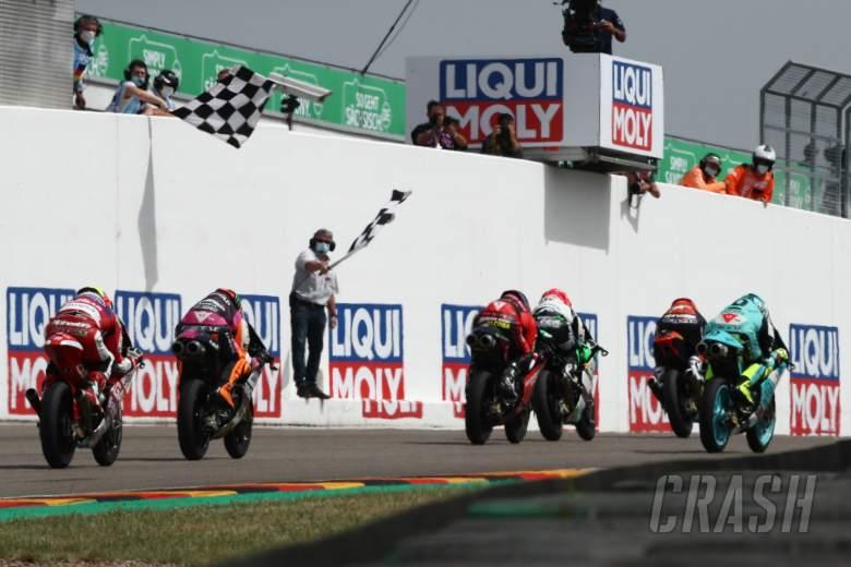 Pedro Acosta, Moto3 race, German MotoGP, 20 June 2021