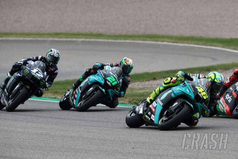 Valentino Rossi, German MotoGP race, 20 June 2021