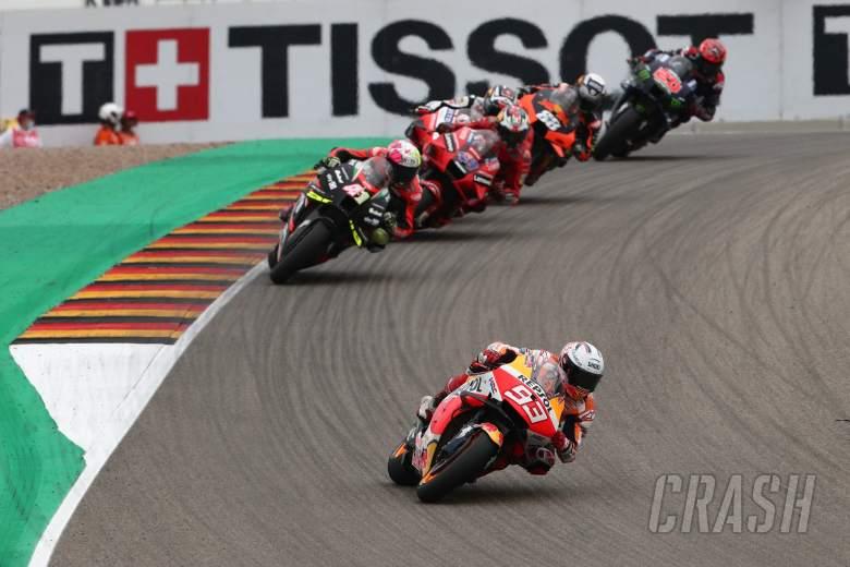 Marc Marquez MotoGP race, German MotoGP, 20 June 2021