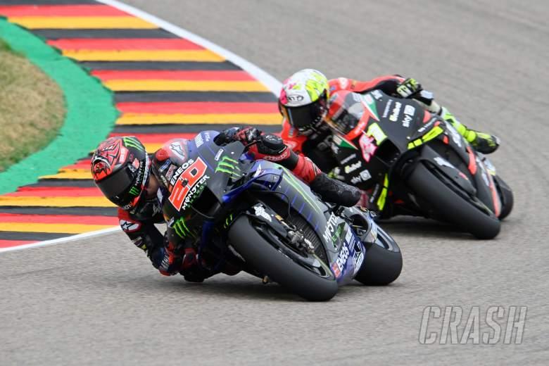 Fabio Quartararo, MotoGP race, German MotoGP 20 June 2021