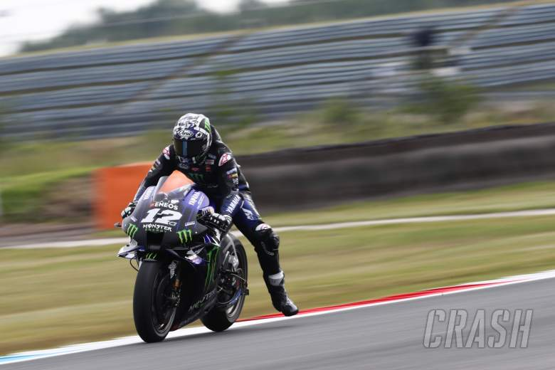 Maverick Vinales Dutch MotoGP, 25 June 2021