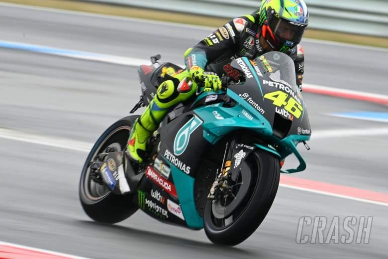 Valentino Rossi, Dutch MotoGP, 25 June 2021