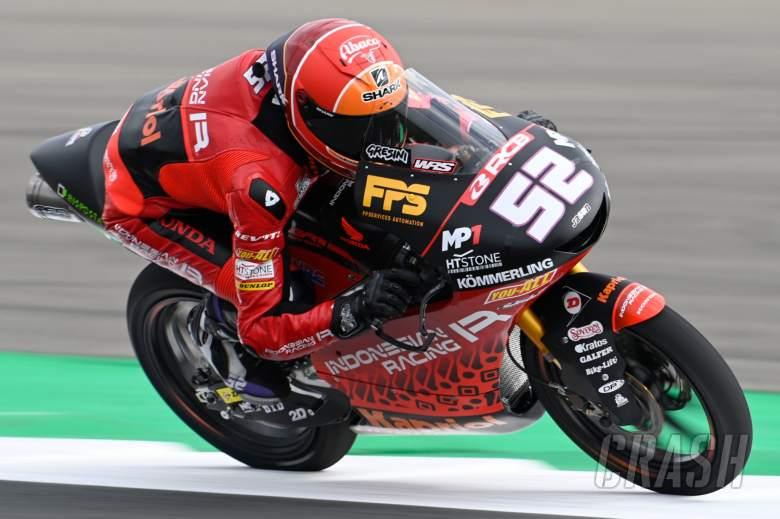 Jeremy Alcoba, Moto3, Dutch MotoGP, 25 June 2021