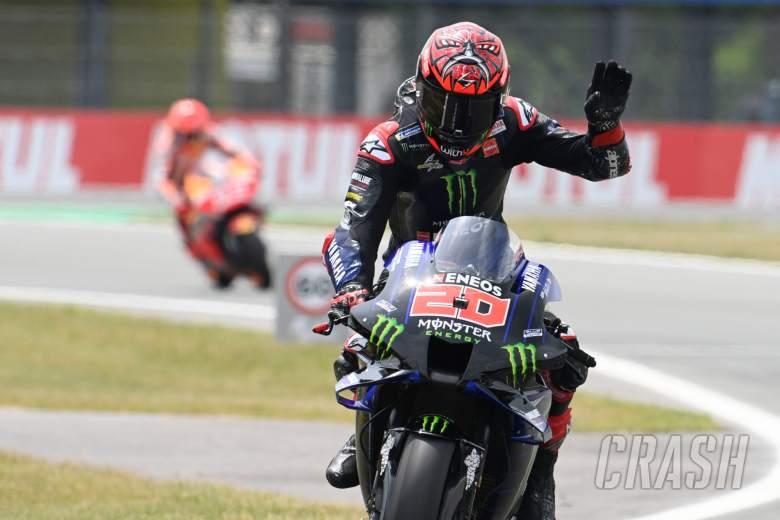 Fabio Quartararo, MotoGP, Dutch MotoGP 26 June 2021