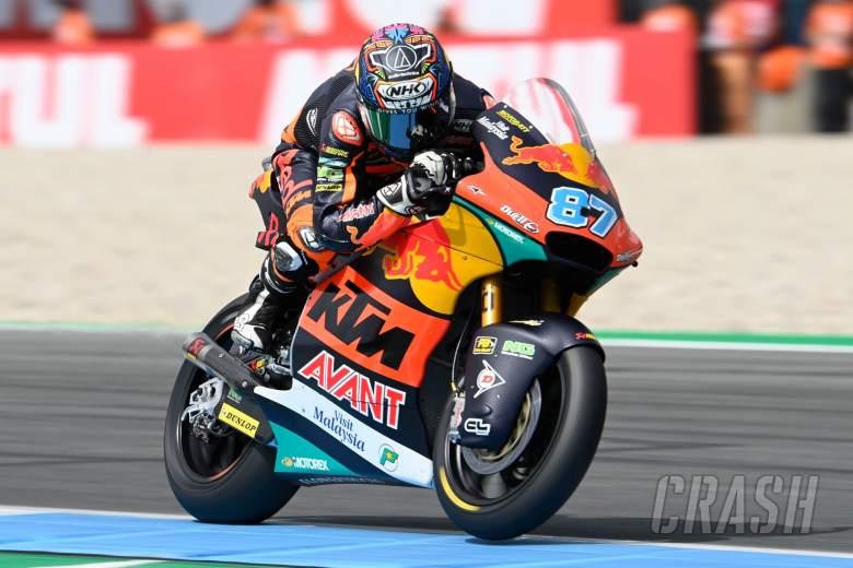 Remy Gardner, Moto2, Dutch MotoGP, 26 June 2021