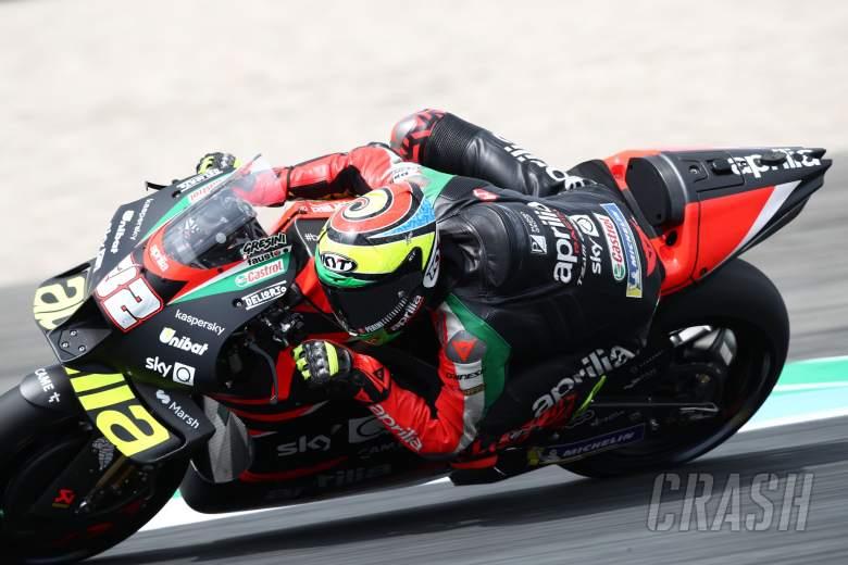 Lorenzo Savadori Dutch MotoGP, 26 June 2021
