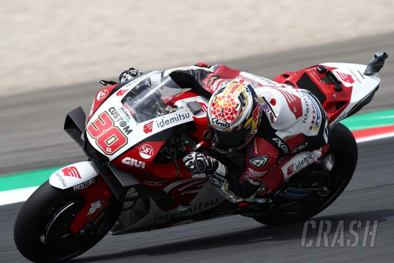 Takaaki Nakagami Dutch MotoGP, 26 June 2021