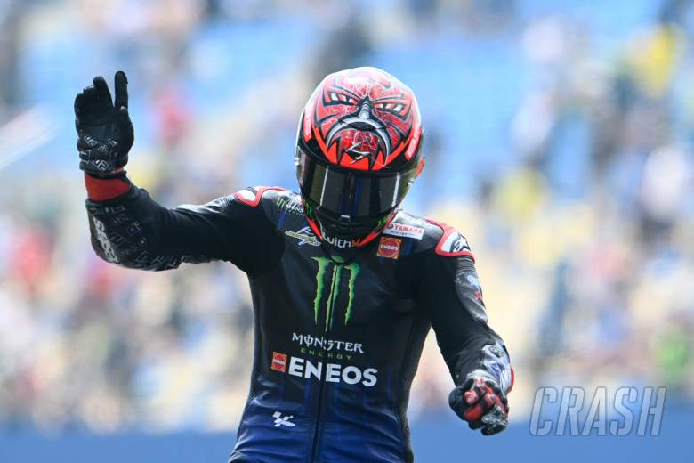 Fabio Quartararo, Dutch MotoGP race, 27 June 2021