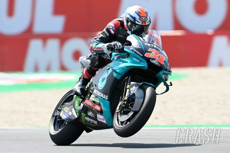 Garrett Gerloff, Dutch MotoGP race, 27 June 2021