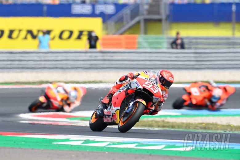 Marc Marquez, MotoGP race, Dutch MotoGP 27 June 2021