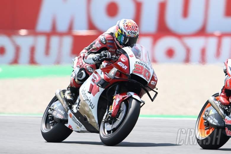 Takaaki Nakagami, MotoGP race, Dutch MotoGP 27 June 2021