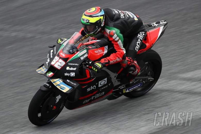 Lorenzo Savadori, Styrian MotoGP, 6 August 2021