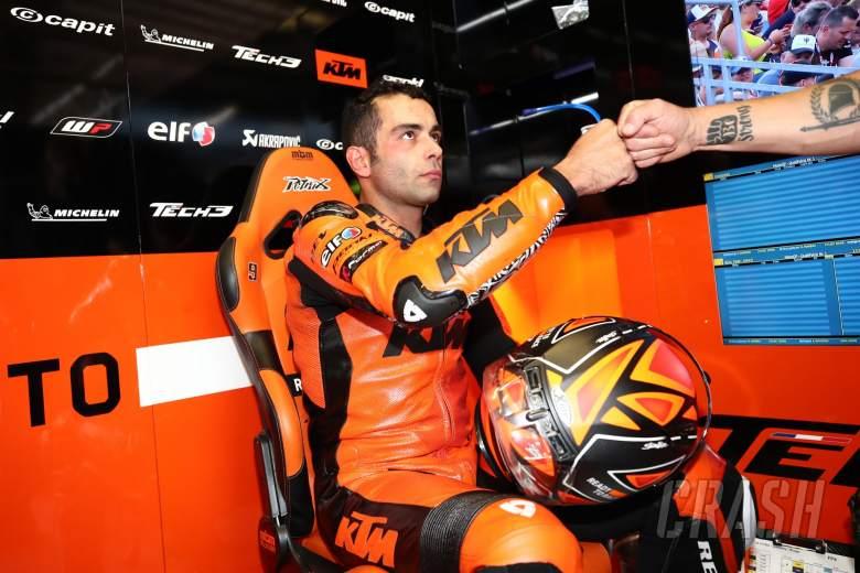 Danilo Petrucci, Styrian MotoGP, 7 August 2021