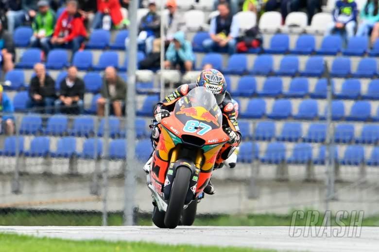 Remy Gardner, Moto2 race, Styria MotoGP, 8 August 2021