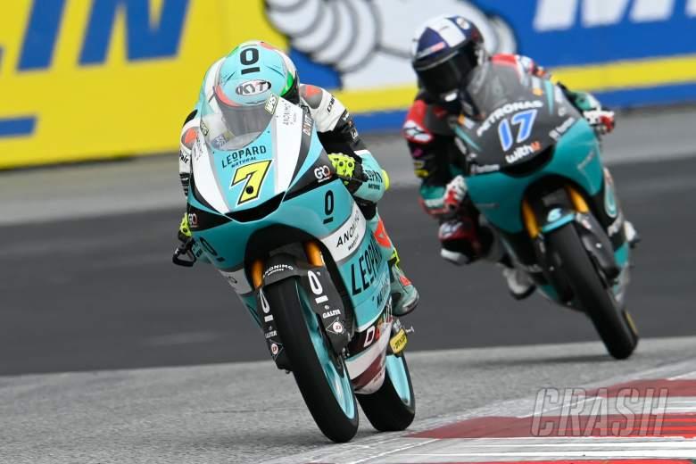 Dennis Foggia, Moto3 race, Styria MotoGP, 8 August 2021