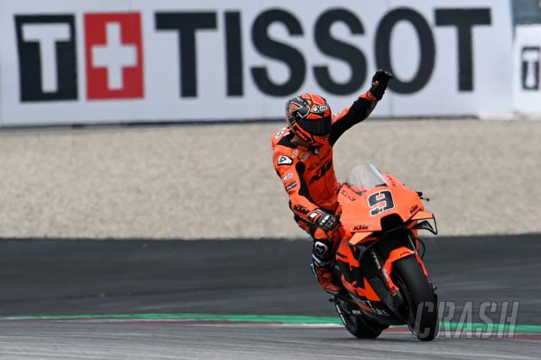 Danilo Petrucci, Austrian MotoGP, 14 August 2021