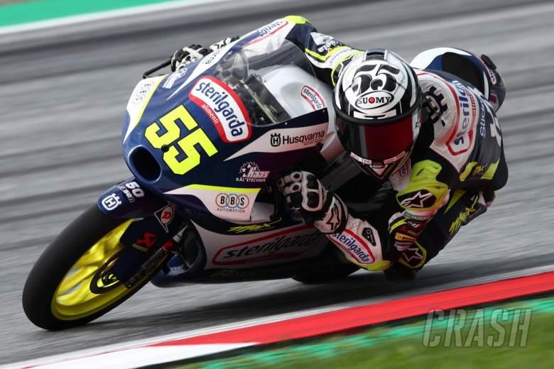 Romano Fenati, Moto3, Austrian MotoGP, 14 August 2021