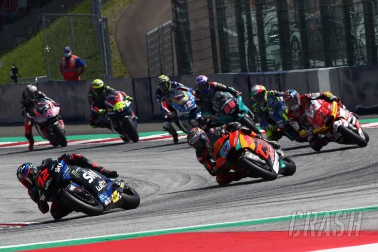 Marco Bezzecchi, Moto2 race, Austrian MotoGP, 15 August 2021