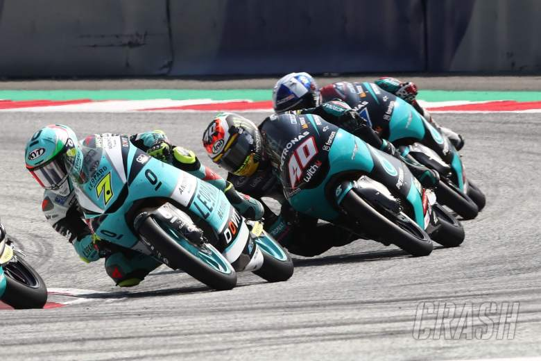 Dennis Foggia, Moto3 race, Austrian MotoGP, 15 August 2021