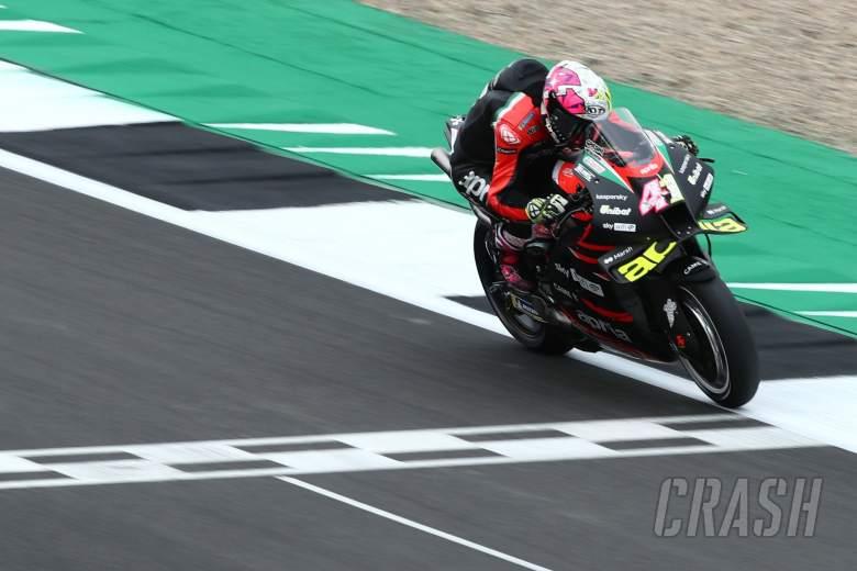 Aleix Espargaro, British MotoGP, 27 August 2021