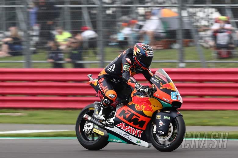 Remy Gardner, Moto2, British MotoGP, 28 August 2021