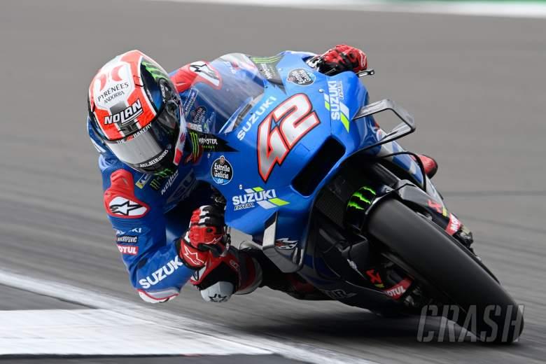 Alex Rins, MotoGP, British MotoGP 28 August 2021
