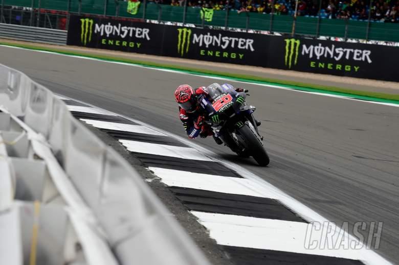 Fabio Quartararo, MotoGP, British MotoGP 28 August 2021