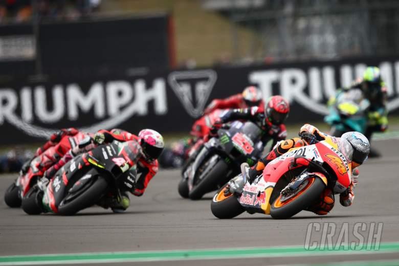 Pol Espargaro, British MotoGP race, 29 August 2021