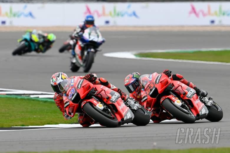 Jack Miller, MotoGP race, British MotoGP 29 August 2021